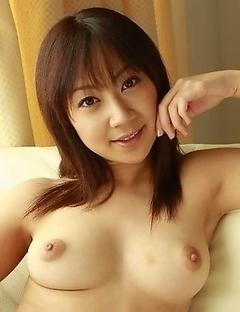 Ryo Akanishi shows her big boobs