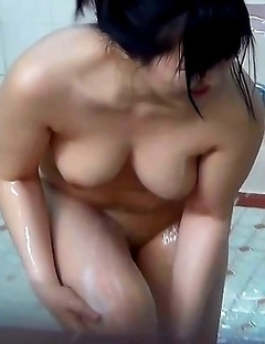Japanese Piss Fetish Videos - Asian Girls Pissing - Steamy Streams At A Bathhouse 5