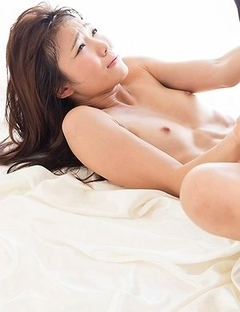 Hairy beauty Shino Aoi teases him with feet before taking it deep in her pussy